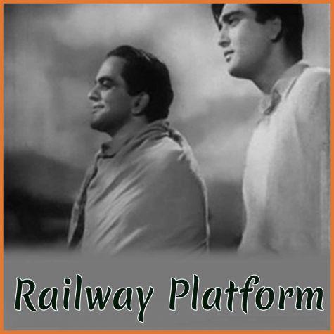 Basti Basti Parbat Parbat - Railway Platform