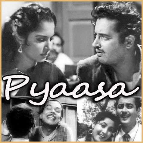 Sar Jo Tera Chakraye - Pyaasa (MP3 Format)