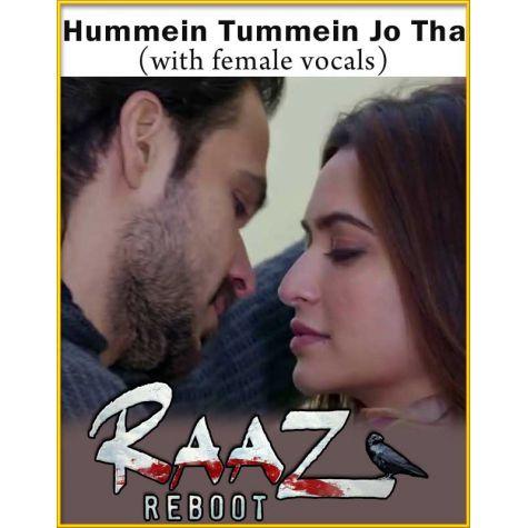 Hummein Tummein Jo Tha (With Female Vocals) - Raaz Reboot