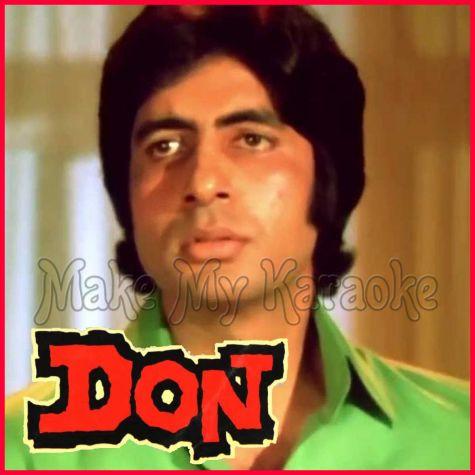 Arre Deewano (Main Hoon Don) - Don