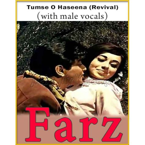 Tumse O Haseena (Revival) (With Male Vocals) - Farz