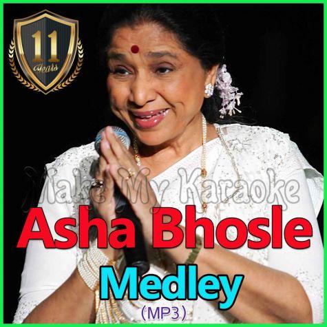 Custom Choice Medley - Anniversary Special (Arijit Singh) (MP3 Format)