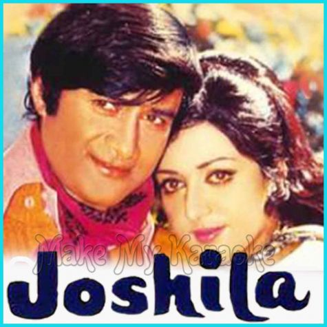 Kuchh Bhi Kar Lo - Joshila (MP3 And Video-Karaoke Format)