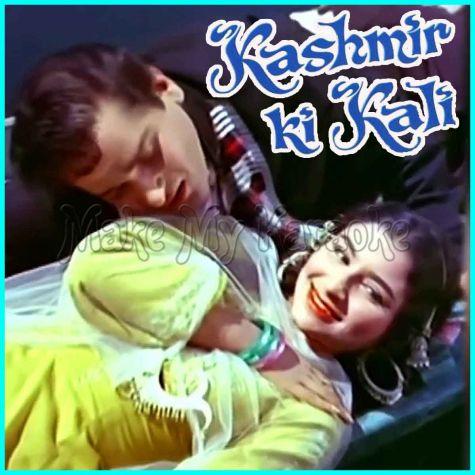 Deewana Hua Badal - Kashmir Ki Kali (MP3 Format)