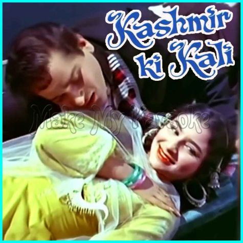 Deewana Hua Badal - Kashmir Ki Kali (MP3 And Video-Karaoke Format)