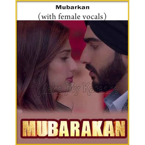 Mubarakan(With Female Vocals) - Mubarakan (MP3 Format)
