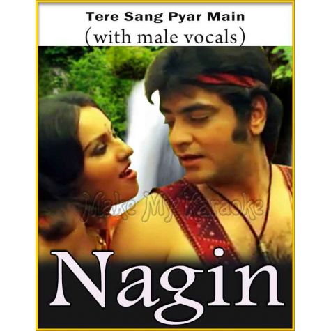 Tere Sang Pyar Main (With Male Vocals) - Nagin