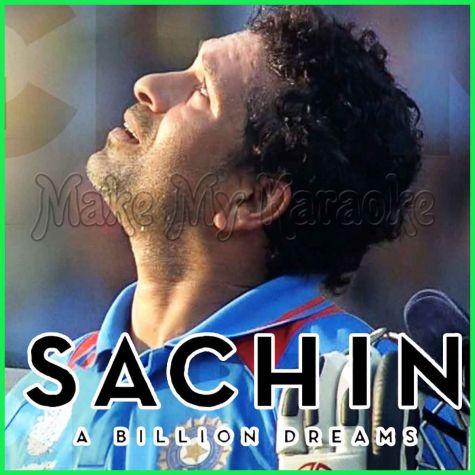 Sachin Sachin - Sachin-A Billion Dreams (MP3 Format)