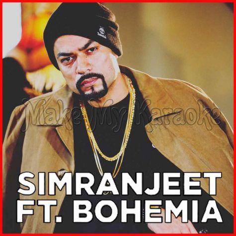 Thoddi Waala Till - Simranjeet Ft Bohemia
