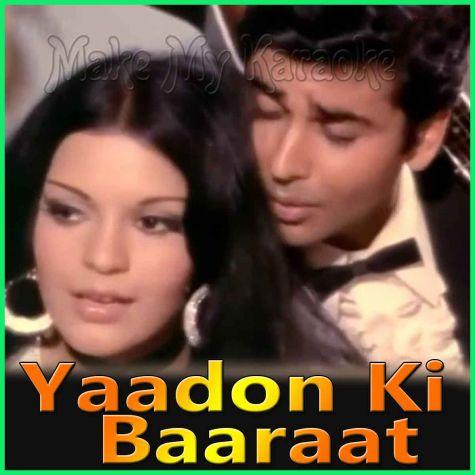 Chura Liya Hai Tumne - Yaadon Ki Baaraat (MP3 Format)