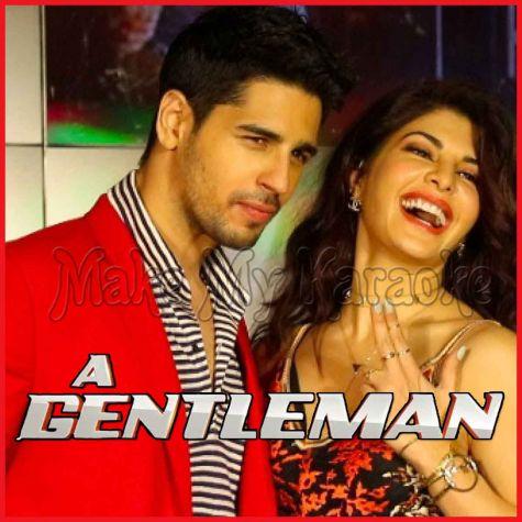 Bandook Meri Laila - A Gentleman