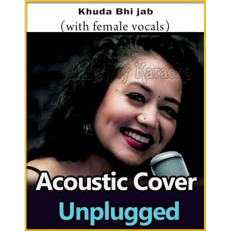 Khuda Bhi Jab (With Male Vocals) - Acoustic Cover Unplugged