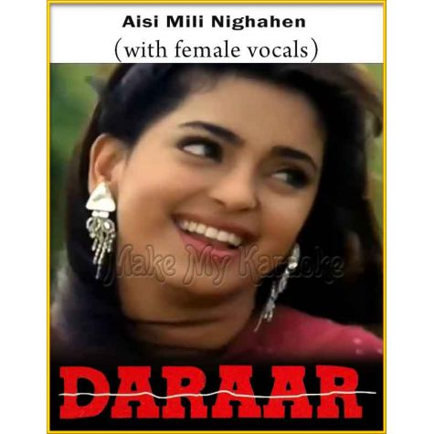 Aisi Mili Nighahen (With Female Vocals) - Daraar (MP3 And Video-Karaoke Format)
