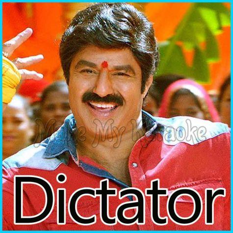 Gam Gam Ganesha  - Dictator (MP3 Format)