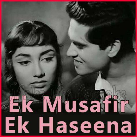 Bahut Shukriya Badi Meherbani - Ek Musafir Ek Haseena (MP3 Format)