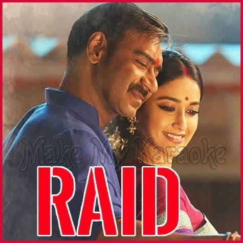 Sanu Ek Pal Chain - Raid (MP3 Format)