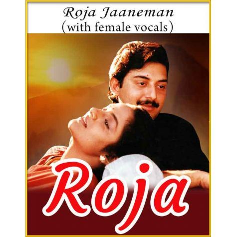 Roja Jaaneman (With Female Vocals) - Roja