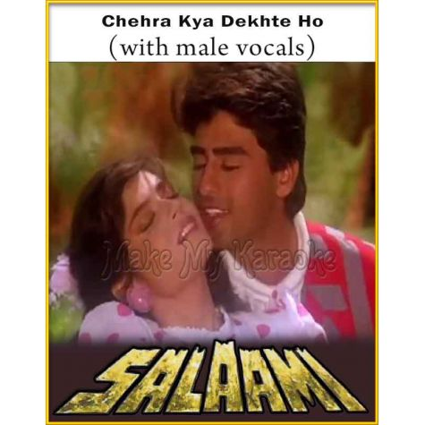 Chehra Kya Dekhte Ho (With Male Vocals) - Salaami