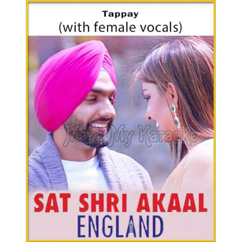 Tappay (With Female Vocals) - Sat Shri Akaal England (MP3 Format)