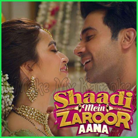 Main Hoon Saath Tere - Shaadi Mein Zaroor Aana (MP3 Format)