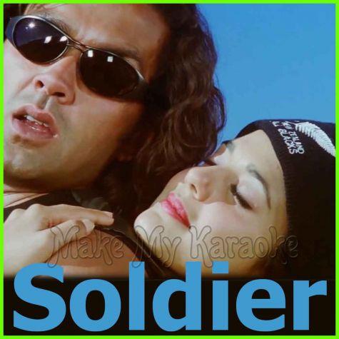 Mehfil Mein Baar Baar - Soldier
