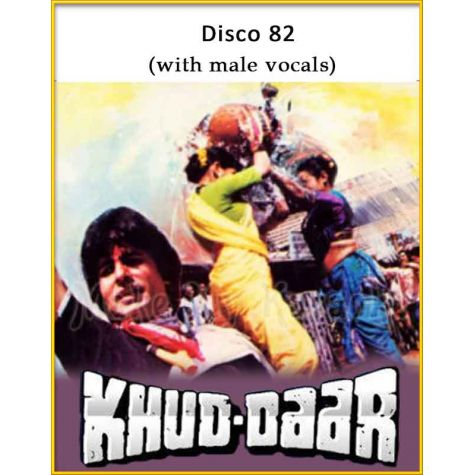 Disco 82 (With Male Vocals) - Khuddar