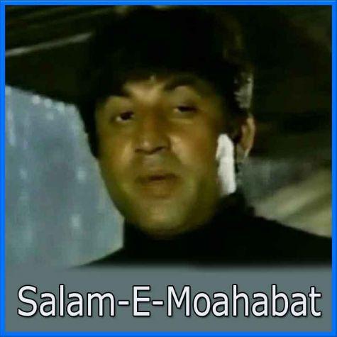 Pakistani - Kyon Hum Se Khafa Ho Gate (MP3 and Video Karaoke Format)
