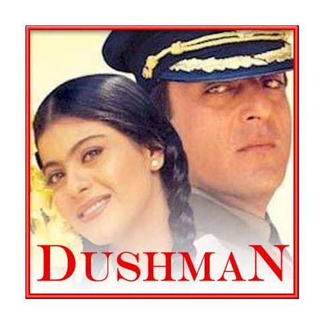CHITHI NA KOI SANDESH | DUSHMAN | JAGJIT SINGH | Download Bollywood Karaoke Songs |