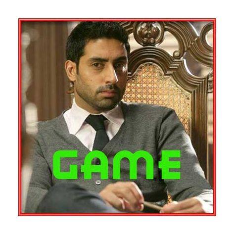 Game | Shaan - Shreya Ghoshal | Download Hindi Video Karaoke (Karaoke with lyrics)