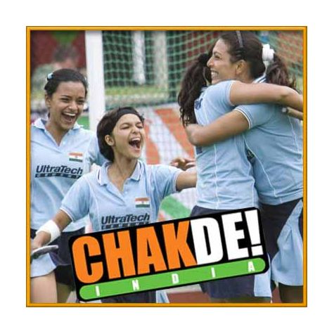 Chak de | Sukhwinder Singh,Salim Merchant,Marianne Dcruz | Download Hindi Karaoke MP3