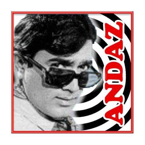 Zindagi Ek Safar - Andaaz (MP3 Format)