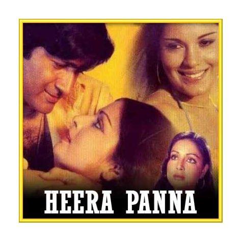 Panna Ki Tamanna Hai - Heera Panna (MP3 Format)