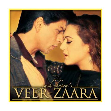 Aisa Des Hai Mera - Veer Zara (MP3 and Video Karaoke Format)