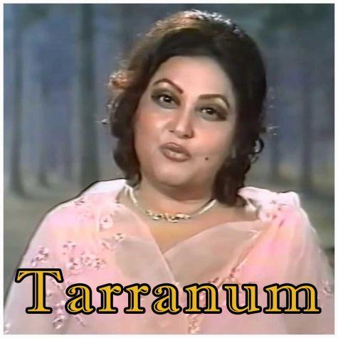 Lat Uljhi Suljha Ja - Tarranum- Pakistani (MP3 and Video Karaoke Format)