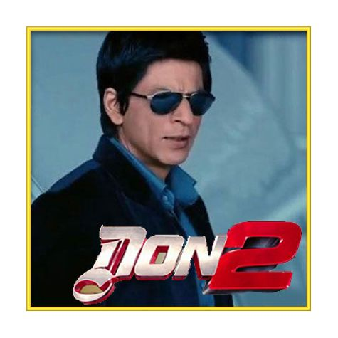 Hai Ye Maya Remix - Don 2 (MP3 and Video-Karaoke Format)