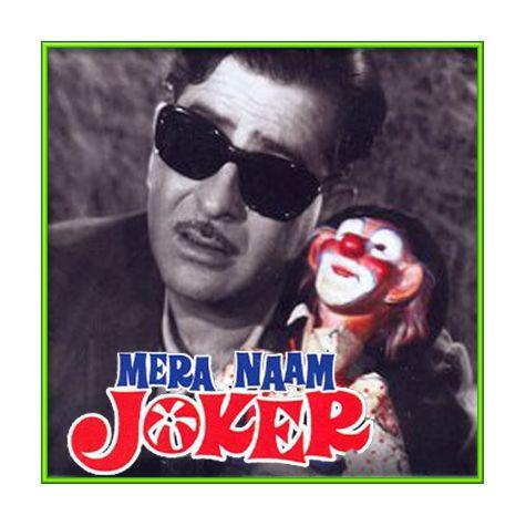 Sadke Heer Tujhpe - Mera Naam Joker (MP3 and Video-Karaoke Format)