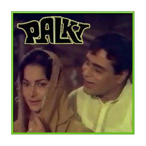 Dil E Betab Ko Seene Se Lagana Hoga - Palki (MP3 and Video Karaoke Format)