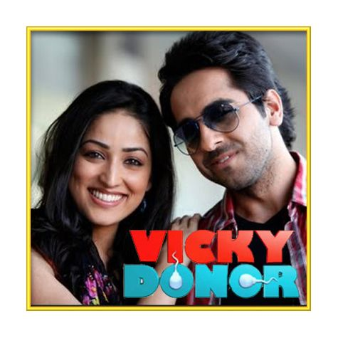 Pani Da Rang - Vicky Donor (MP3 and Video Karaoke Format)