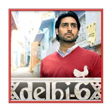 Rehna Tu - Delhi 6 (MP3 and Video Karaoke Format)