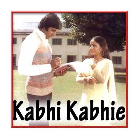 Mere Ghar Aayi Ek Nanhi Pari - Kabhi Kabhi