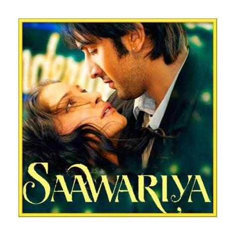 Jab Se Tere Naina Remix - Saawariya (MP3 and Video Karaoke Format)