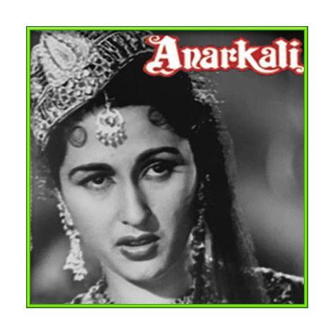 Mohabbat Aisi Dhadkan Hai - Anarkali (MP3 and Video-Karaoke Format)