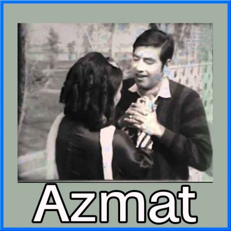 Zindagi Mein To - Azmat - Pakistani (MP3 and Video Karaoke Format)