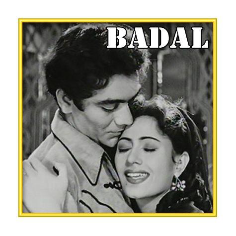 Main Raahi Bhatakne Wala Hoon - Badal (MP3 and Video-Karaoke Format)