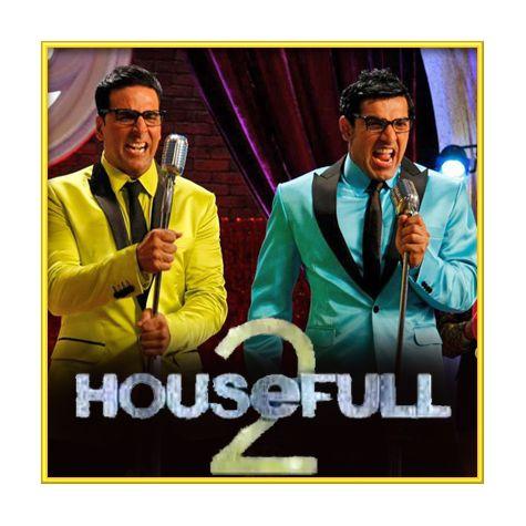 Papa Toh Band Bajaye - Housefull 2 (MP3 and Video Karaoke Format)
