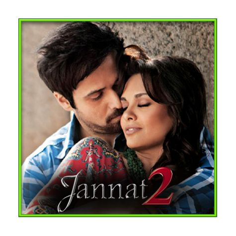 Tu Hi Mera - Jannat 2 (MP3 and Video Karaoke Format)