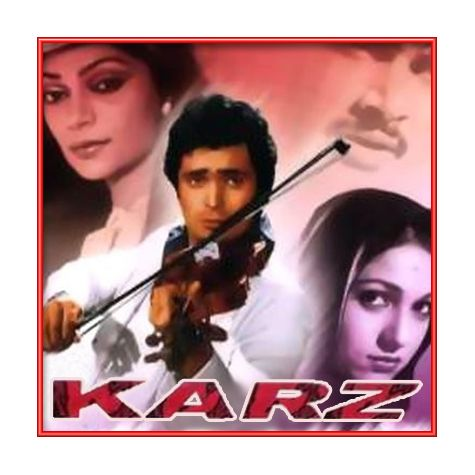 Ek Haseena Thi - Karz (Old) (MP3 and Video Karaoke Format)