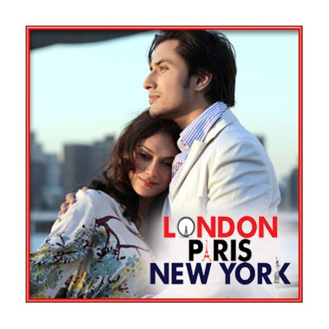 London Paris New York - London Paris New York  (MP3 and Video-Karaoke Format)