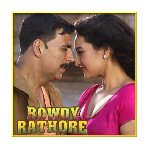 Chinta Ta Chita Chita | Rowdy Rathore | Mika Singh, Wajid | Download Bollywood Karaoke Songs |