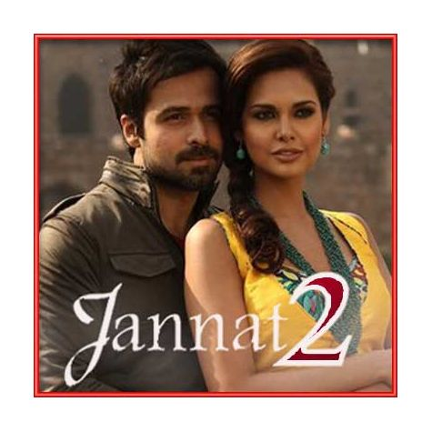Sang Hoon Tere - Jannat 2 (MP3 and Video Karaoke Format)